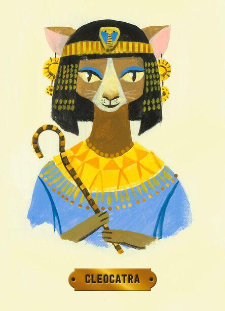 Cleopatra Cat Birthday Card Greeting Cards Hallmark