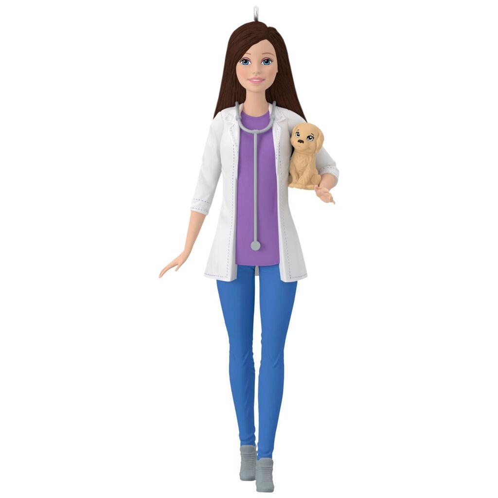 Barbie™ Veterinarian Ornament - Keepsake Ornaments - Hallmark
