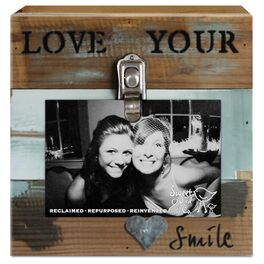 Love Your Smile Clip Picture Frame, , large