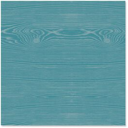 Turquoise Blue Woodgrain Wrapping Paper Roll, 27 sq. ft., , large