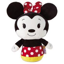 Minnie Mouse itty bittys® BIGGYS Stuffed Animal, , large