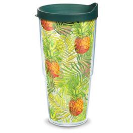 Tervis® Pineapple Pattern Tumbler, 24 oz., , large