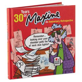 30 Years of Maxine: An Anniversary Retrospective Book, , large