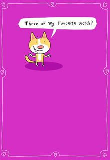 Daughter Pride Valentine's Day Card,