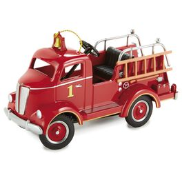 1945 Gillham Fire Engine Kiddie Car Classic, , large