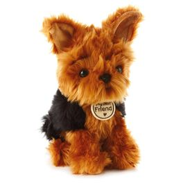 Long-haired Terrier Large Stuffed Animal, , large