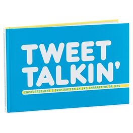 Tweet-talkin' Encouragement Gift Book, , large