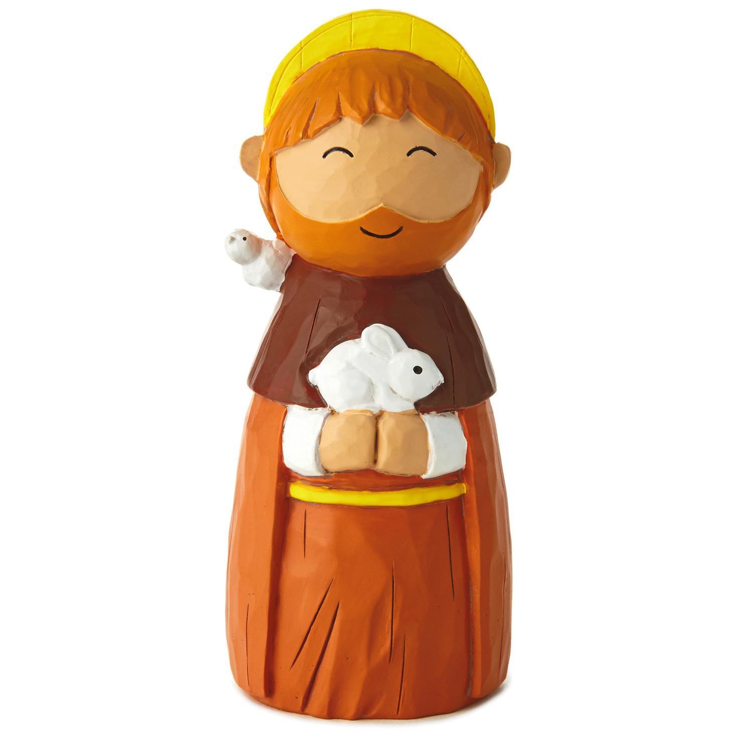 St. Francis Faith Friends Figurine ...