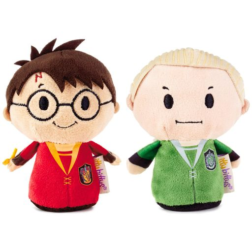 itty bittys® Harry Potter™ Quidditch™ Pair Harry™ and Draco™ Stuffed Animals  ... 1ebe22b73058