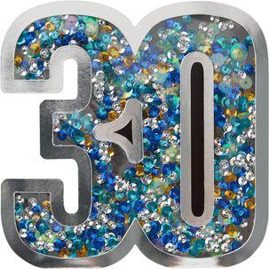 Look Forward to 30 Birthday Card
