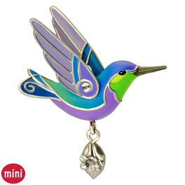 Beauty of Birds Hummingbird Mini Ornament, , large