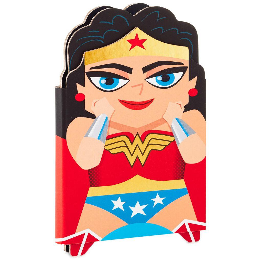 15d51e93 DC Comics™ A Day in the Life of Wonder Woman™ Board Book - Kids Books -  Hallmark