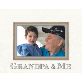Grandpa & Me Malden Picture Frame, 4x6, , large