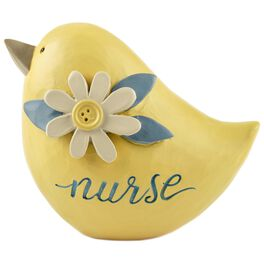 Nurse Yellow Bird Figurine, , large