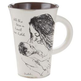 All the Love Ceramic Mug, 13 oz., , large