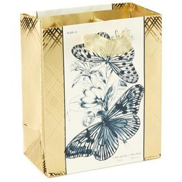 "Archival Butterflies Small Gift Bag, 6.5"", , large"