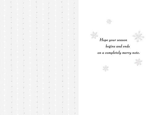Christmas cards holiday greeting cards hallmark chickadee song christmas card m4hsunfo