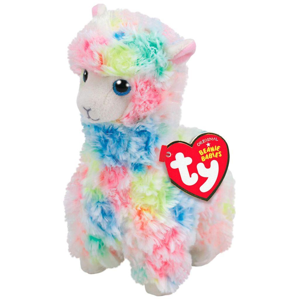 Ty Beanie Babies Small Lola Llama Stuffed Animal 82013efefac