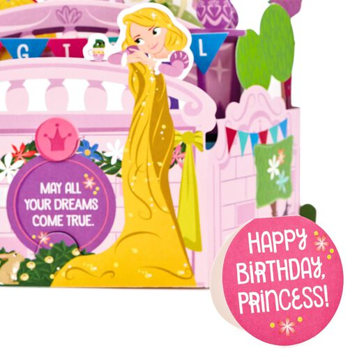 2675fd20e7d16 ... Disney Princesses Magical Pop Up Birthday Card