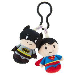 DC Comics BATMAN™ and SUPERMAN™ itty bittys® Clippys, , large