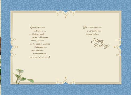 My Love Best Friend Birthday Card For Husband