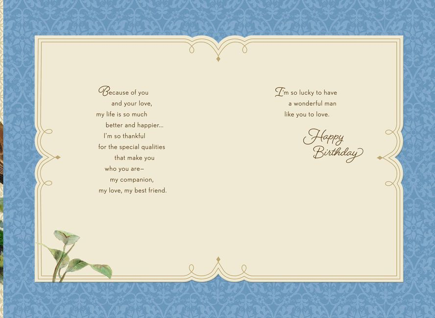 my love my best friend birthday card for husband greeting cards