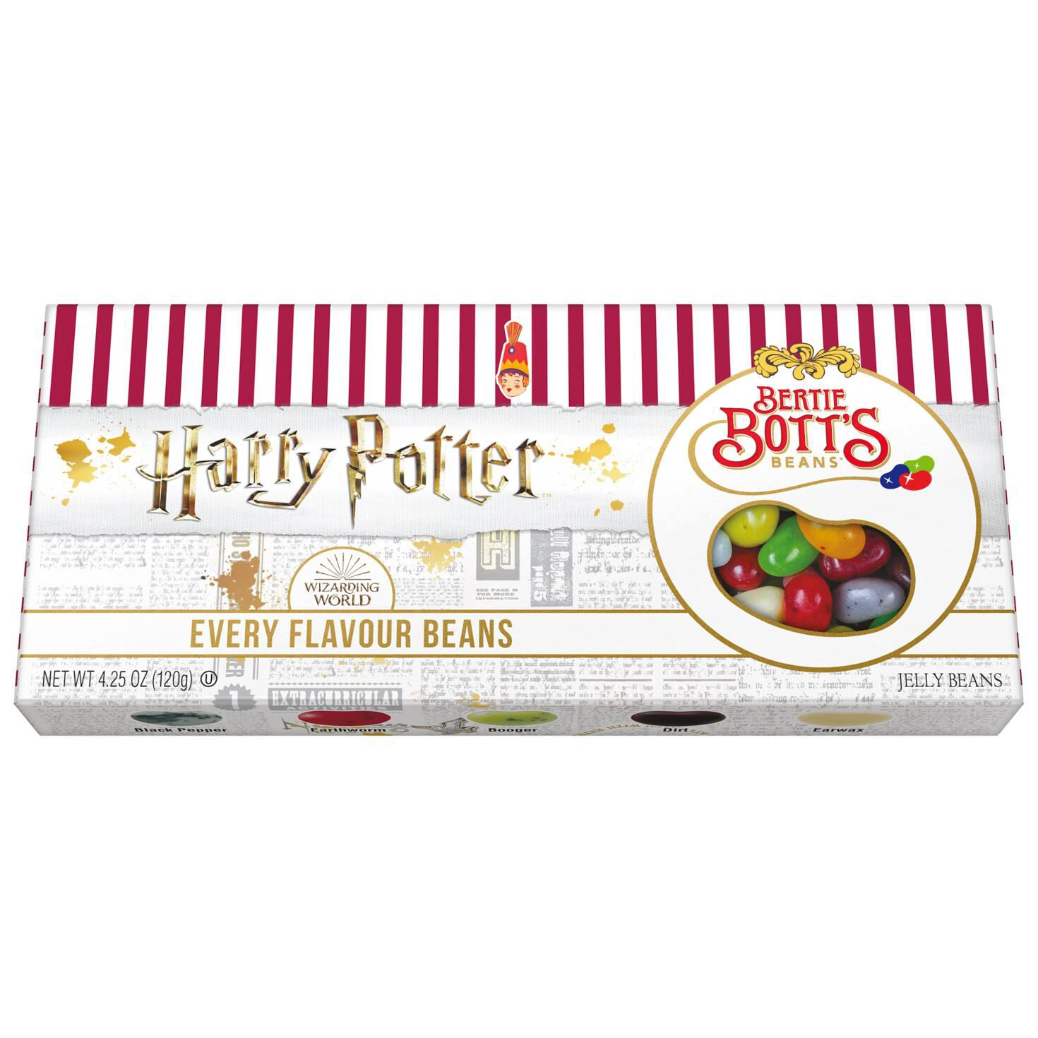 image regarding Bertie Botts Every Flavor Beans Printable named Jelly Tummy Harry Potter Bertie Botts Just about every Flavour Beans, 4.25 oz.