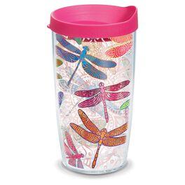Tervis® Dragonfly Mandala Tumbler, 16 oz., , large
