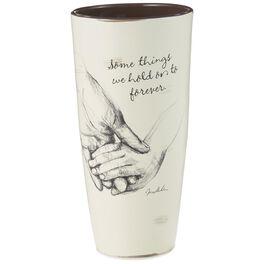 """Hold On Vase, 9"""", , large"""