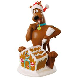 SCOOBY-DOO Season's Snackings Ornament, , large