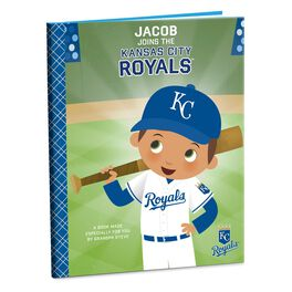 Kansas City Royals™ Personalized Book, , large