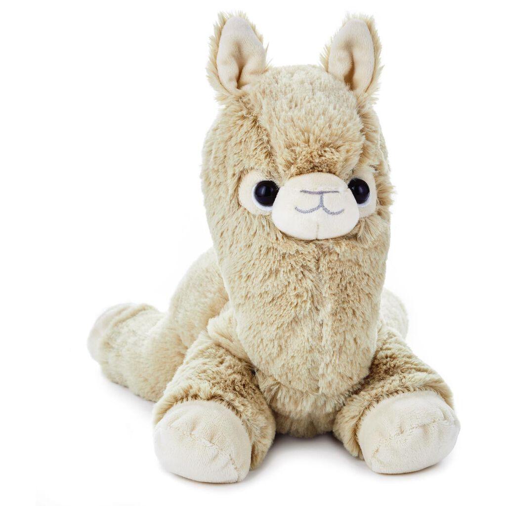 Baby Llama Stuffed Animal 7 Classic Stuffed Animals Hallmark
