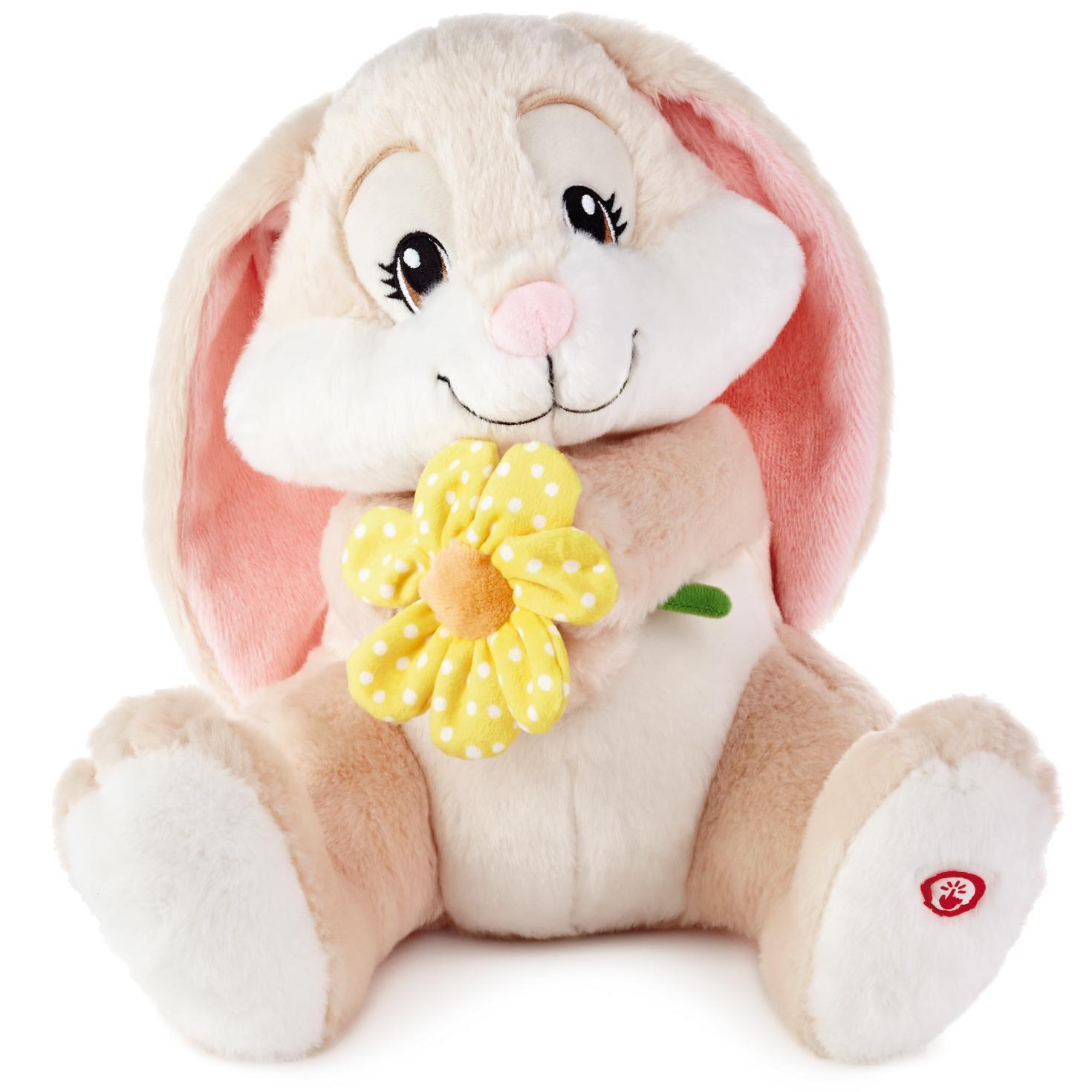 ced9398c8cffa Sunny Singin  Bunny Musical Stuffed Animal