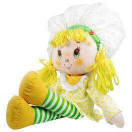 "Strawberry Shortcake Lemon Meringue Retro Soft Doll, 14"", , large"