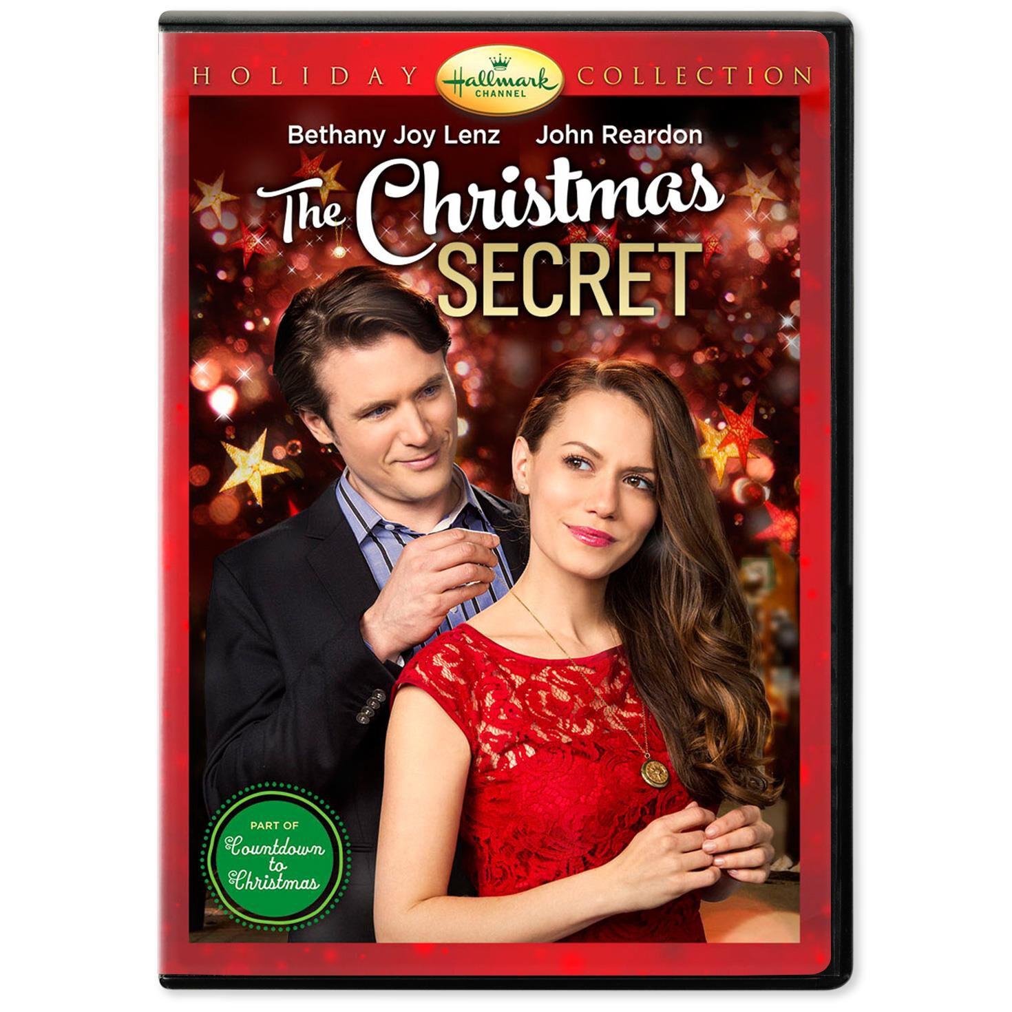 the christmas secret dvd hallmark channel hallmark - The Christmas Secret Dvd
