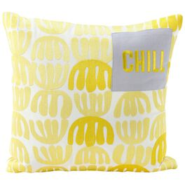 """Chill Decorative Pillow, 14"""", , large"""