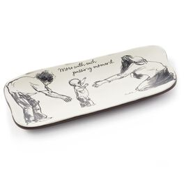 Each Passing Moment Family Baby Ceramic Tray, , large