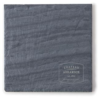 Better With Time Personalized Slate Cheese Board,
