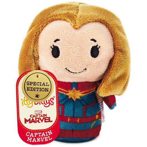 ... itty bittys® Marvel Studios Captain Marvel Stuffed Animal Special  Edition b52377fdce8b7