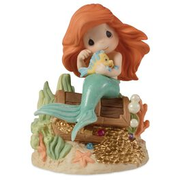 Precious Moments® Love Is the Greatest Treasure Ariel Figurine, , large