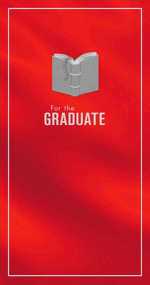 Starting a New Chapter in Life Money Holder Graduation Card