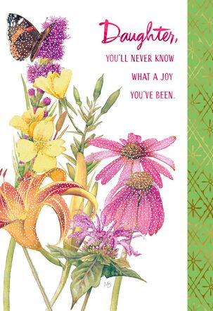 Marjolein Bastin You Are Loved Birthday Card for Daughter