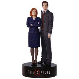 The X-Files™ Scully and Mulder Musical Ornament, , large