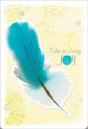 Every Joy Birthday Card