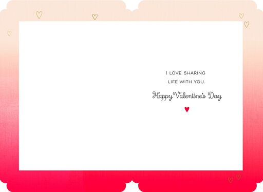 Mickey and Minnie Love Valentine's Day Card for Husband,