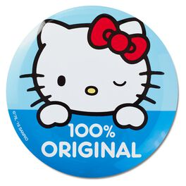 Hello Kitty® 100% Original Large Button, , large