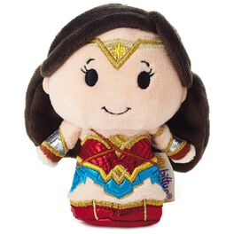 itty bittys® WONDER WOMAN™ Movie Stuffed Animal Limited Edition, , large