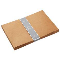 Kraft shirt gift box