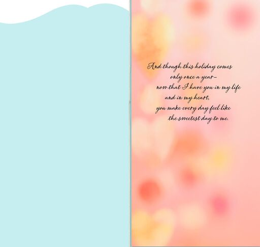 Love You Every Day Sweetest Day Card,