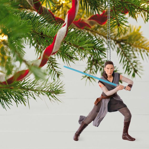 Star Wars: The Last Jedi™ Rey™ Ornament